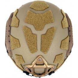 G-Force Special Forces High Cut Bump Helmet - TAN