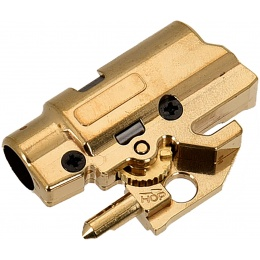 Airsoft Masterpiece Hop-Up Base for 1911 GBB Pistols - BRASS
