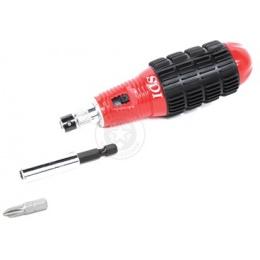 Premium ICS Airsoft Tech Tool Set - For Airsoft Gun & Gearbox Repair