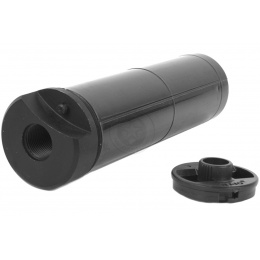 Lancer Tactical Airsoft Full Metal 14mm Counter Clockwise CCW Tracer Unit