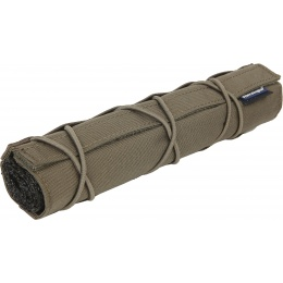 Emerson Gear Cordura 22cm Mock Airsoft Suppressor Cover - RANGER GREEN
