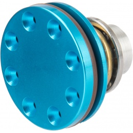 Lancer Tactical CNC Piston Head - BLUE