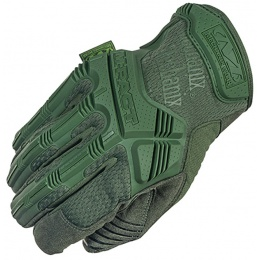 Mechanix M-Pact Tactical Impact-Resistant Gloves [Small] - OD GREEN