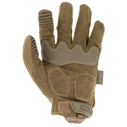 Mechanix M-Pact Covert Gloves w/ Rubberized Knuckle [SMALL] - COYOTE