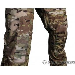 Emerson Gear Blue Label BDU Assault Pants w/ Knee Pads [Medium] - MULTICAM