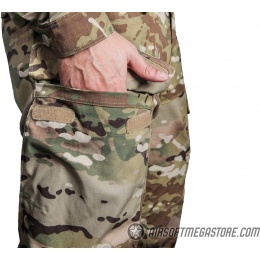 Emerson Gear Blue Label BDU Assault Pants w/ Knee Pads [XL] - MULTICAM