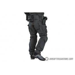 Emerson Gear Blue Label Combat BDU Tactical Pants w/ Knee Pads [Medium] - RANGER GREEN