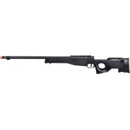 WellFire MB15 L96 Bolt Action Airsoft Sniper Rifle - BLACK