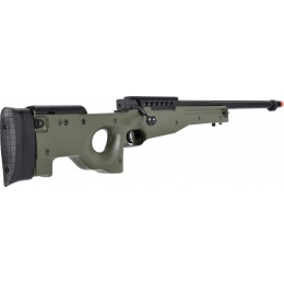 WellFire MB15 L96 Bolt Action Airsoft Sniper Rifle - OD GREEN