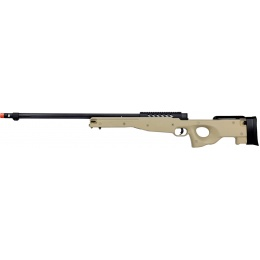 WellFire MB15 L96 Bolt Action Airsoft Sniper Rifle - TAN