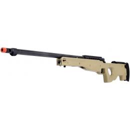 WellFire MB15 L96 Bolt Action Airsoft Sniper Rifle - TAN