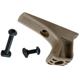 AMA GTF M-LOK Handstop for Airsoft Rifles - COYOTE BROWN