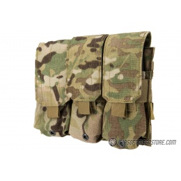 Flyye Industries 1000D Triple M4/M16 Magazine Pouch - MULTICAM