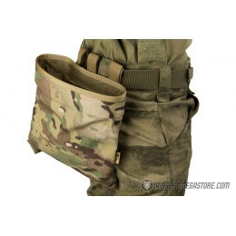 Flyye Industries MOLLE Roll-Up Drop Dump Pouch - MULTICAM