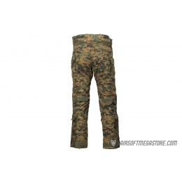 Lancer Tactical Airsoft Combat Pants [Large] - JUNGLE DIGITAL