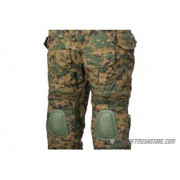 Lancer Tactical Airsoft Combat Pants [2XL] - JUNGLE DIGITAL