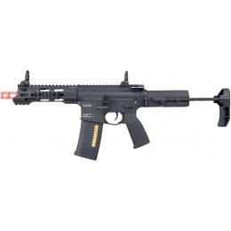 KWA Ronin T6 PDW Airsoft AEG Rifle - BLACK