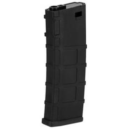 Lonex 200rd Mid Capacity M4/M16 Polymer Airsoft Magazine - BLACK