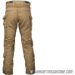 Lancer Tactical Airsoft BDU Combat Pants [LARGE] - TAN