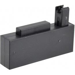 Lancer Tactical 27rd M40A3 Series Airsoft Sniper Rifle Magazine - BLACK