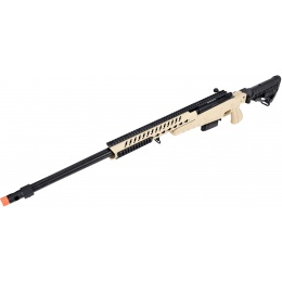 WellFire MB4418-1 Bolt Action Airsoft Sniper Rifle - TAN