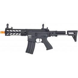 Lancer Tactical ProLine BATTLE HAWK PDW AEG [HIGH FPS] - BLACK - w/ Deans Connector