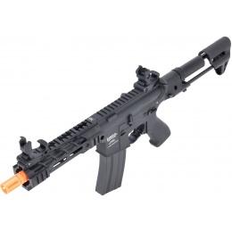 Lancer Tactical ProLine BATTLE HAWK PDW AEG [HIGH FPS] - BLACK - w/ Deans Connector