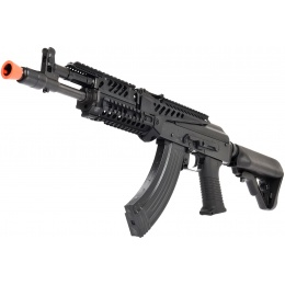 E&L Airsoft AK-104 PMC-D Airsoft AEG Rifle [Limited Edition] - BLACK