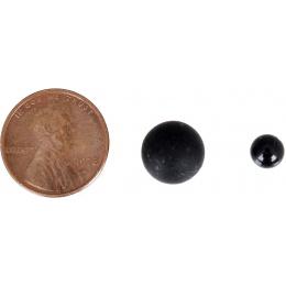 Umarex T4E .43 Caliber Rubber Ball Training Ammo [500 Count Bag] - BLACK