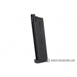 Army Armament 25rd 1911 Gas Blowback Airsoft Magazine - BLACK