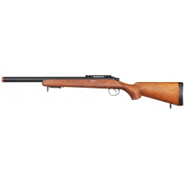 WellFire Airsoft VSR-10 Bolt Action Rifle - WOOD