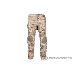 Lancer Tactical Combat Uniform BDU Pants [XXX-Large] - DIGITAL DESERT