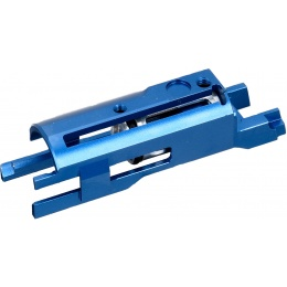 Airsoft Masterpiece EDGE Aluminum Blowback Housing for Hi-CAPA/1911 - BLUE
