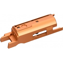 Airsoft Masterpiece EDGE Aluminum Blowback Housing for Hi-CAPA/1911 - ORANGE
