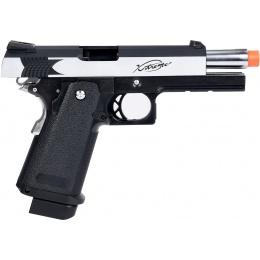 Tokyo Marui Hi-Capa Xtreme .45 Full Automatic Airsoft Gas Blowback Pistol - BLACK