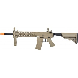 Lancer Tactical LT-12 ProLine Series M4 EVO Airsoft AEG Rifle [HIGH FPS] - TAN