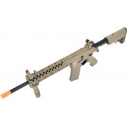 Lancer Tactical LT-12 ProLine Series M4 EVO Airsoft AEG Rifle [LOW FPS] - TAN