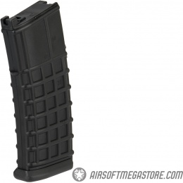GHK 30rd AUG Series Airsoft CO2 Rifle Magazine - BLACK