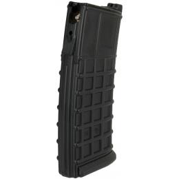 GHK 30rd AUG Series Airsoft CO2 Rifle Magazine - BLACK