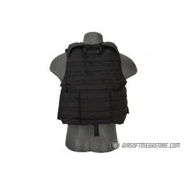 Flyye Industries 1000D Maritime Force Recon Vest - XL) BLACK