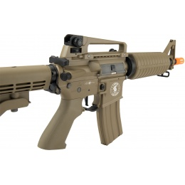 Lancer Tactical M933 Commando Proline Airsoft AEG [LOW FPS] - TAN