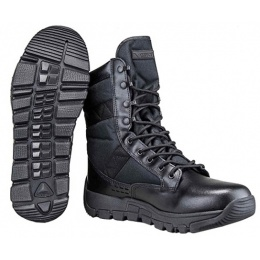NcStar VISM ORYX Breathable Non-Slip High Boots (Size 10) - BLACK