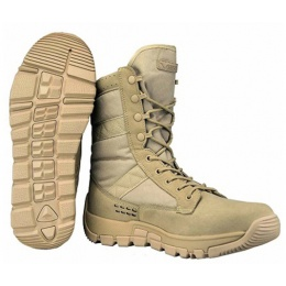 NcStar VISM ORYX Breathable Non-Slip High Boots (Size 10) - TAN