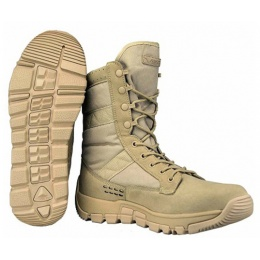 NcStar VISM ORYX Breathable Non-Slip High Boots (Size 8) - TAN