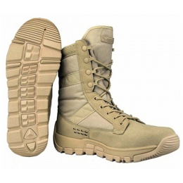 NcStar VISM ORYX Breathable Non-Slip High Boots (Size 9) - TAN