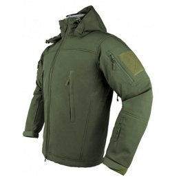 NcStar VISM Delta Zulu Polyester Fleece Jacket (3X-LARGE) - GREEN