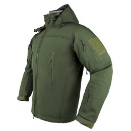 NcStar VISM Delta Zulu Polyester Fleece Jacket (MEDIUM) - GREEN