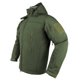 NcStar VISM Delta Zulu Polyester Fleece Jacket (X-LARGE) - GREEN
