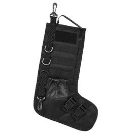 NcStar VISM Tactical Stocking w/ Drag Handle - BLACK