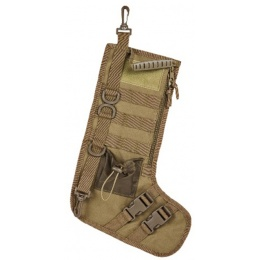 NcStar VISM Tactical Stocking w/ Drag Handle - TAN